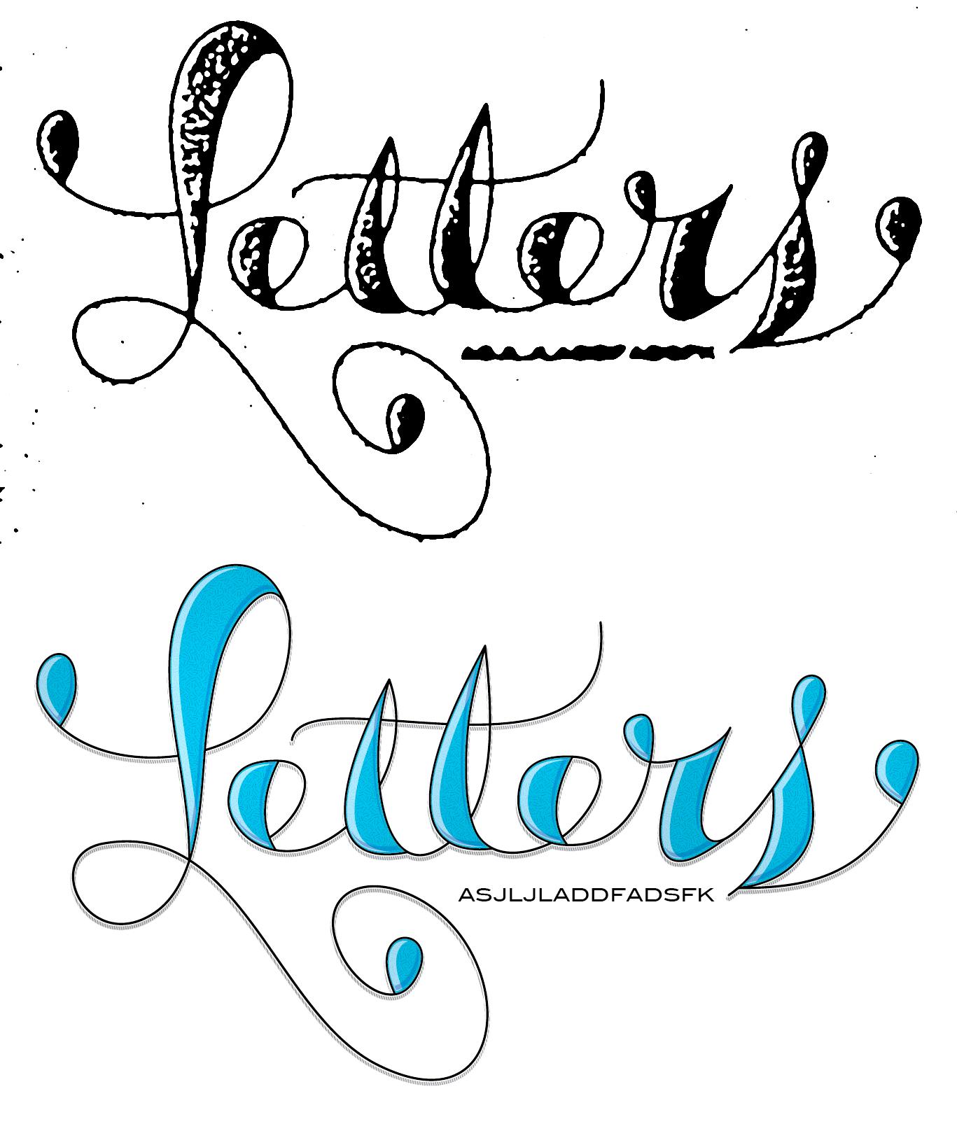 Agency26 - Custom Letters Blog —